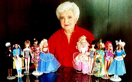 Barbie Through the Ages