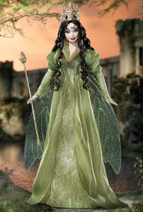 Faerie Queen™ Barbie® Doll - Platinum Label® Release Date: 12/1/2004