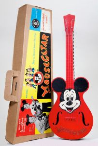 Mattel Mickey Mouse/ Mousegetar.