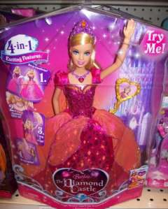 2008 Barbie and The Diamond Castle Doll