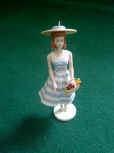 Suburban Shopper 35th Anniversary Midge Barbie's friend Ornament