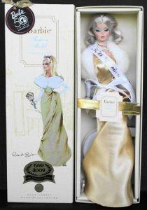 181fb57d49149 2009 GRANT A WISH 50TH ANNIVERSARY EDITION SILKSTONE BARBIE (edition of 274  dolls!)1 1 2″