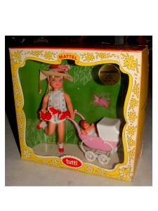 Walking'My Dolly - Variation - NRFB -Sold for at Ebay $325 Aug 2008