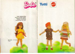 1974 Tutti, Todd & Chris - Catalog of The Netherlands