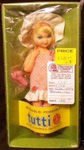 3550~Tutti~blonde~NRFB~1966~$190