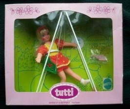 Tutti~SWING A-LING~PLAYSET~1974~$605~170205