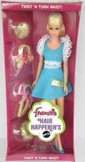 1122~Francie~HairHappenin's~1970~NRFB-3