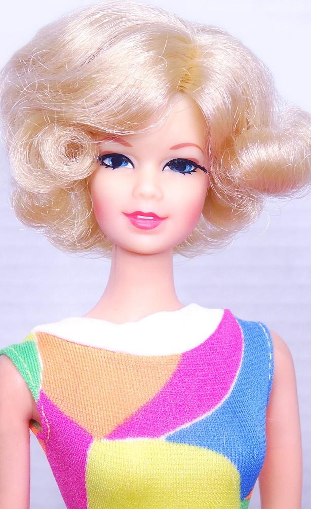 1968 1971 Stacey Is Barbie S British Friend Barbie