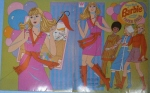 1971 Whitman Groovy Barbie, Stacey, Chirstie, Francie paper dolls cut