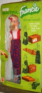 #3313 BUSY GERMAN FRANCIE BARBIE DOLL NRFB2