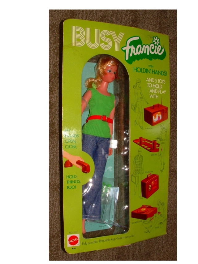 3313~Francie~Busy~1972-2