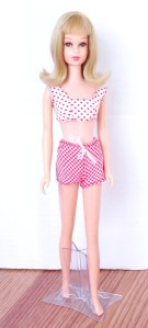 Blonde Standard Francie Doll 1