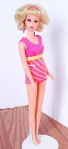 Blonde TnT Twist 'N Turn Flip Francie Doll