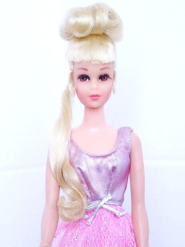 Francie Doll Francie with Growin' Pretty Hair face mint