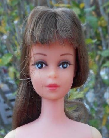 Francie Japanese exc blue eyes face