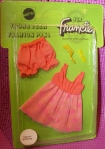 Francie Paks Night Brights (1970 - 1971) - sold at Ebay.com for US $65.99 Nov.4 2013