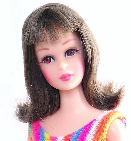 1966 2016 Francie Fairchild Barbie S Modern Cousin