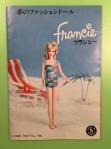 Japenese Francie Fashionbooklet c1966. Click on Fashionbooklet for complete book.