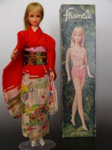 Japanese Exclusive Dessbox Francie Kimono #2230