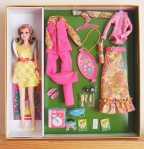 Most Mod Party™Becky® Doll inside