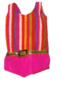 Twist 'n Turn Francie Doll Original Outfit #1170 1967