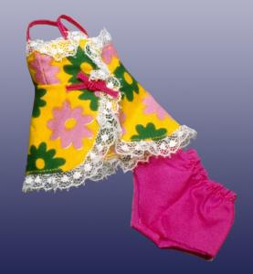 Twist 'n Turn Francie Doll Original Outfit #1170