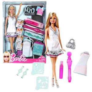 2010 barbie H20 Desgn Studio doll