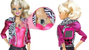 2010 Barbie Video Girl f
