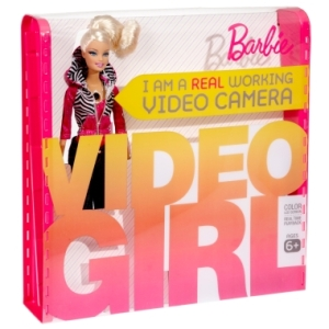 2010 Barbie Video Girl