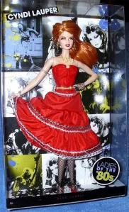 2010 Cyndi Lauper Doll