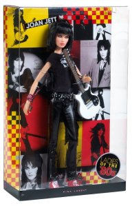 2010 Joan Jett Doll