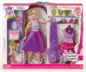 barbie a fashion fairytale 2