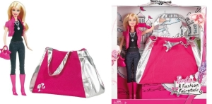 barbie a fashion fairytale bag