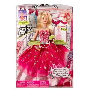 barbie a fashion fairytale doll 2