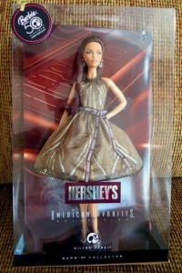 Hershey's Chocolate Barbie Doll