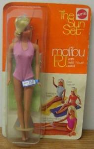 1972 #1187 P.J. Malibu NRFB