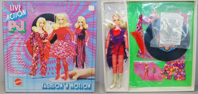 Sears Live Action P.J. Doll Fashion N' Motion™ Giftset