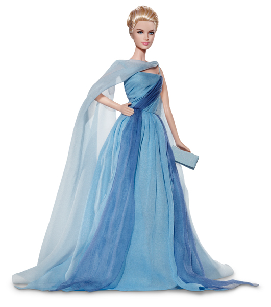 grace kelly to catch a thief white dress. BARBIE® To Catch a Thief Grace