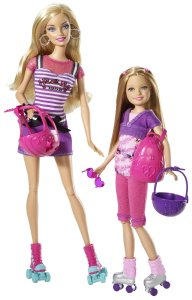 2011 Barbie and Stacie