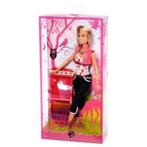 2011 Barbie camping