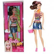 2011 Barbie Family Camping Teresa Doll