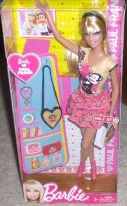 2011 Barbie Loves Paul Frank 2 n