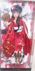 2011 BARBIE DOLL OF THE WORLD JAPAN NRFB