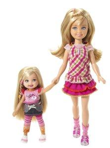 2011 Stacie & Kelly Dolls