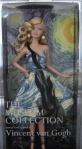 2011 Vincent van Gogh, Barbie Doll. n
