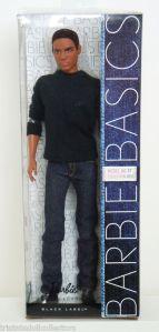 AA KEN 2011 Barbie BASICS No.17 DENIM Collection 002_T7751_NRFB