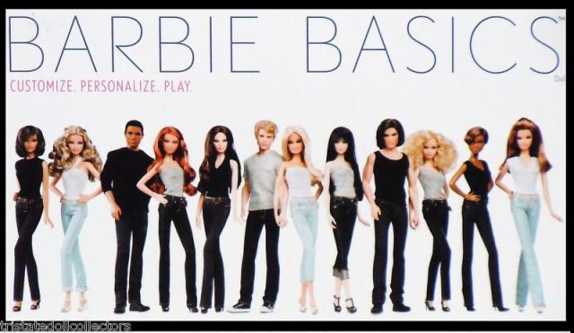 Barbie Basics™ Model 2011