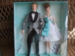 2011 Spring Break Barbie & Ken Gift Set Package Signed Convention Barbie NRFB
