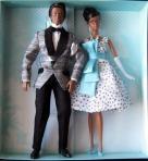 2011 Barbie Ken Convention Doll Gift Set PLATINUM NRFB