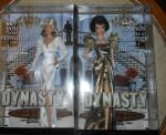 2011 Barbie Pink Label Dynasty Krystle Alexis Doll Sets NRFB's